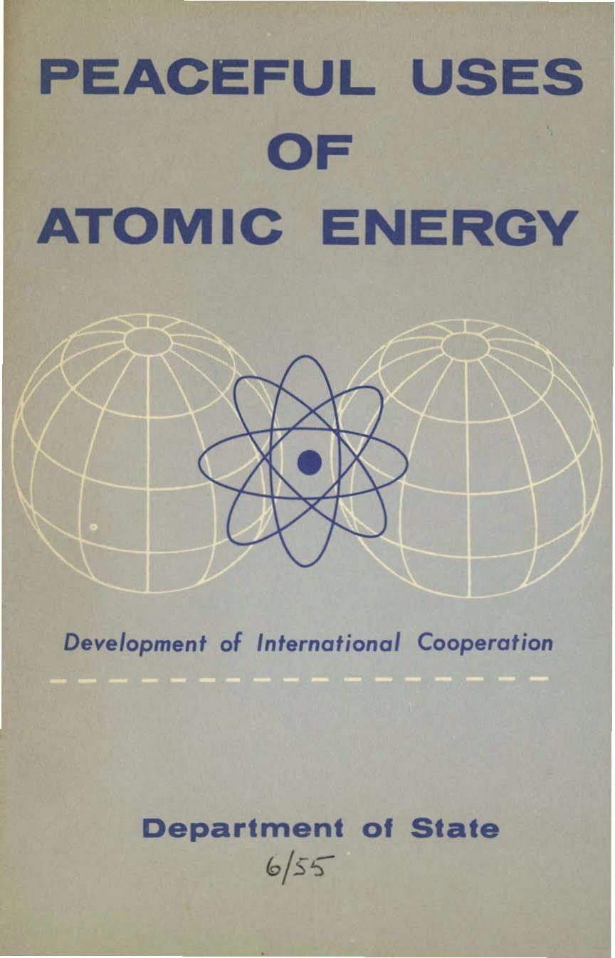 Essay on atomic energy